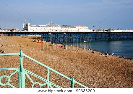 Brighton, Seaside