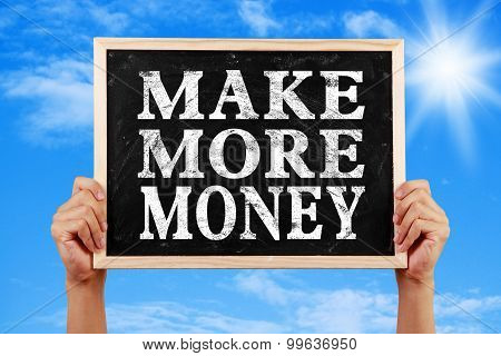 Make More Money