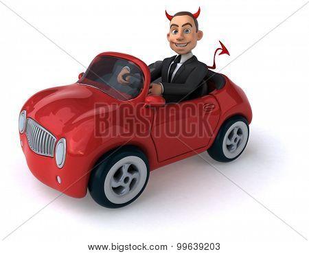 Evil driver