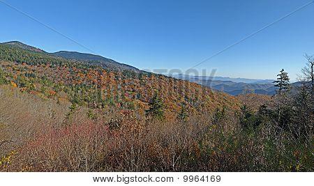 Fall Appalachain Vista