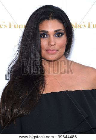 LOS ANGELES - AUG 19:  Rachel Roy arrives to the