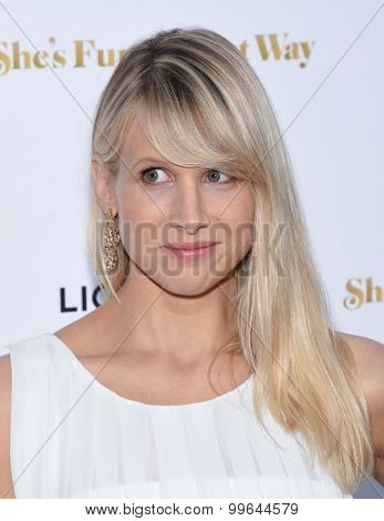 LOS ANGELES - AUG 19:  Lucy Punch arrives to the