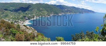Coast Of Liguria, Cinque Terre Italy