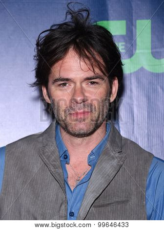 LOS ANGELES - AUG 10:  Billy Burke arrives to the Summer 2015 TCA's - CBS, The CW & Showtime  on August 10, 2015 in West Hollywood, CA