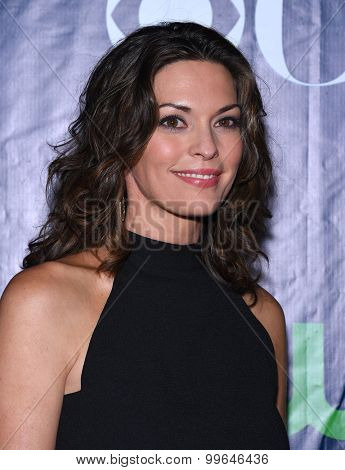 LOS ANGELES - AUG 10:  Alana De La Garza arrives to the Summer 2015 TCA's - CBS, The CW & Showtime  on August 10, 2015 in West Hollywood, CA