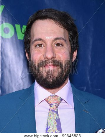 LOS ANGELES - AUG 10:  Jonathan Kite arrives to the Summer 2015 TCA's - CBS, The CW & Showtime  on August 10, 2015 in West Hollywood, CA