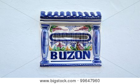 Spanish Letterbox