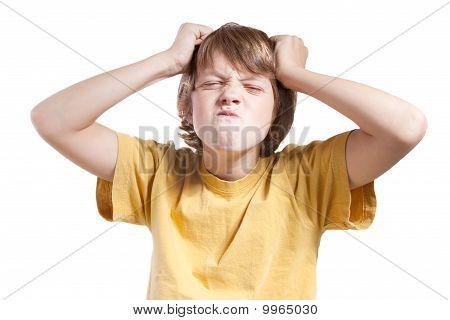 child frustration