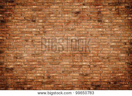 Red Bricks Backdrop.