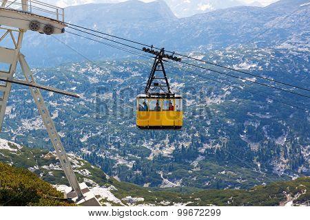 Dachstein Ropeway Gondola