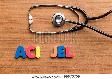 Aci-jel
