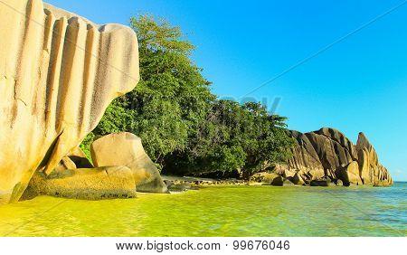 Magnificent Seychelles Anse Source d'Argent