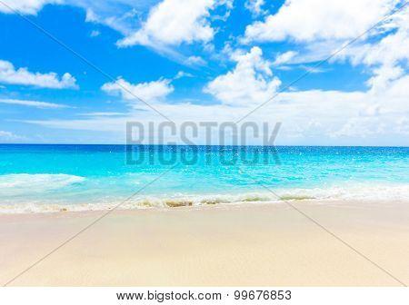 Bay Summertime Sea