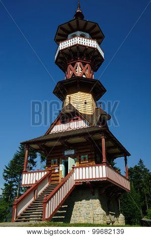 Jurkovi?ova lookout tower