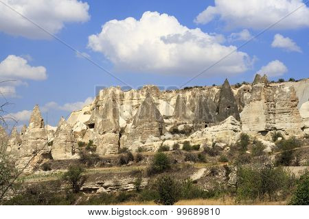 Goreme Outdoor Museum - Cappadocia
