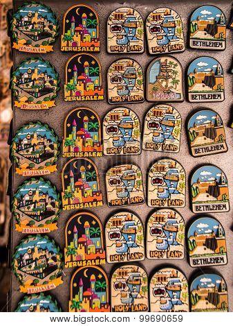 Souvenirs From The Holy Land, Jerusalem