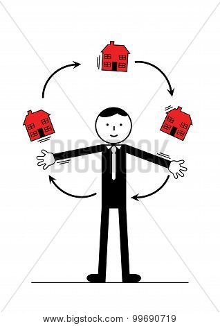 Juggling Property