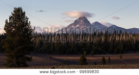 Mount Thielsen, Oregon