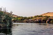 Постер, плакат: Nile Landscape