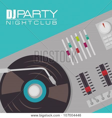 Music party festival
