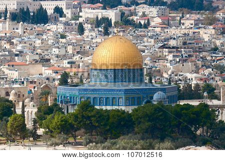 The Mousque Of Al-aqsa