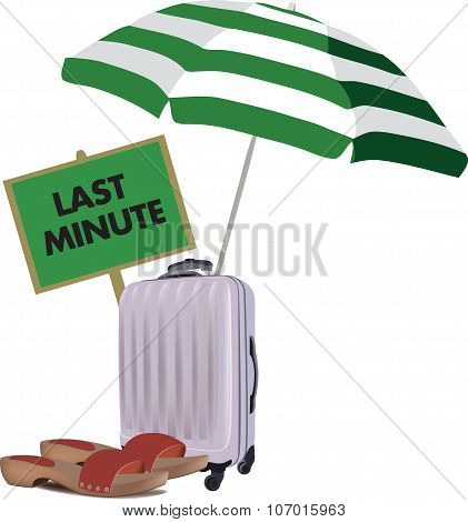 last minute holiday