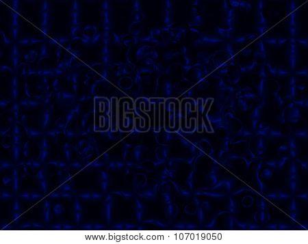 Light Blue Kaleidoscope Background