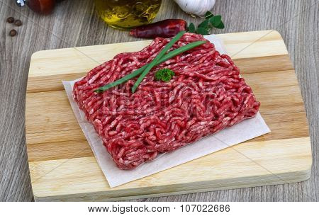 Minced Beef Meat