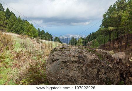 Gran Canaria, Reserva Natural Especial De Los Marteles