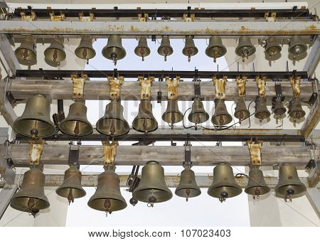 Brass Bells In The Cathedral