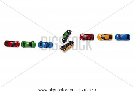 Toy Cars Traffic Transportation