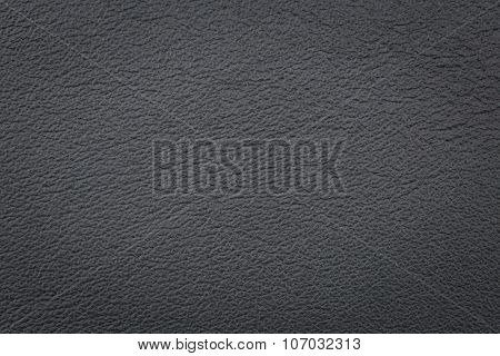 Gray Leather Surface