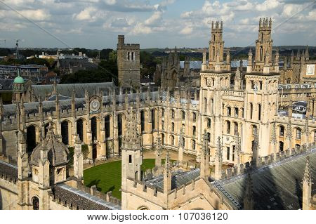All Soul's College Oxford University