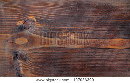 Very Old Wooden Surface