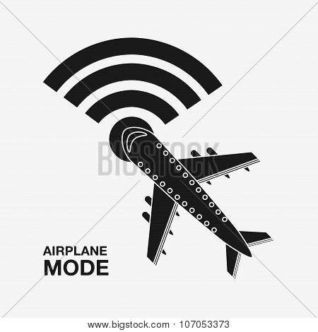 airplan mode  design