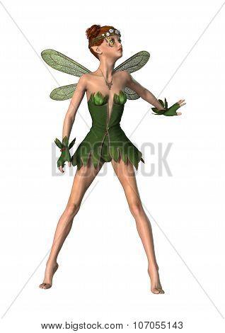 Fantasy Spring Fairy