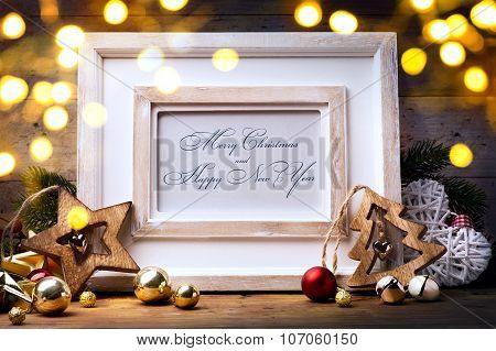 Art Christmas Holidays Decoration Background