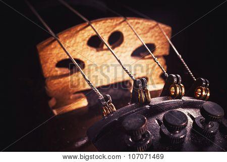 Violin Strings Details