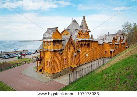 City Of Craftsmen In Gorodets