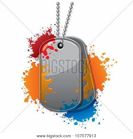 Painball tags