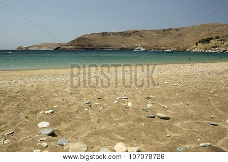 Ganema Beach, Serifos