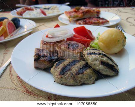 Bulgarian Ground Meat