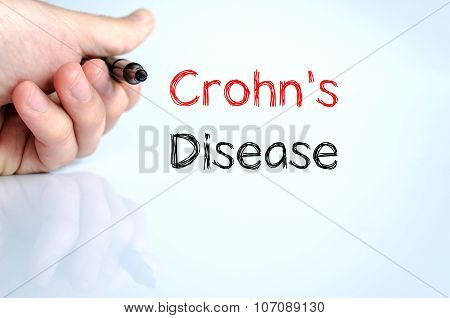 Crohn's Disease Text Concept