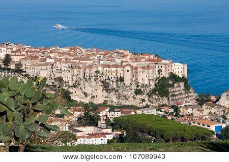 Tropea In The Calabria Region