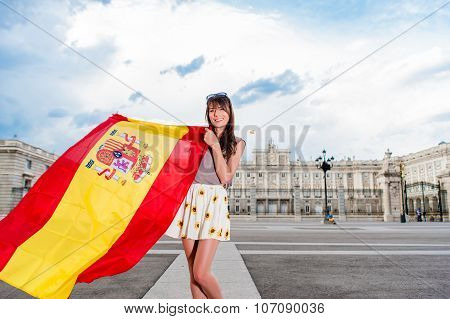 Tourist in Spain