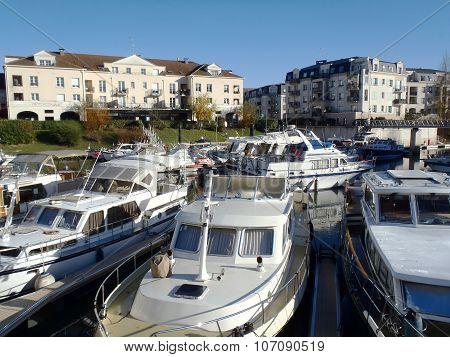 Cergy Port