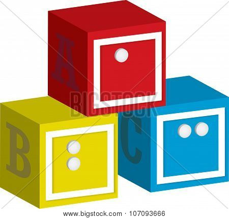 Braille Visually Impaired Blind Blocks