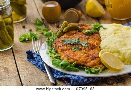 Wiener Schnitzel, Delicious Schnitzel