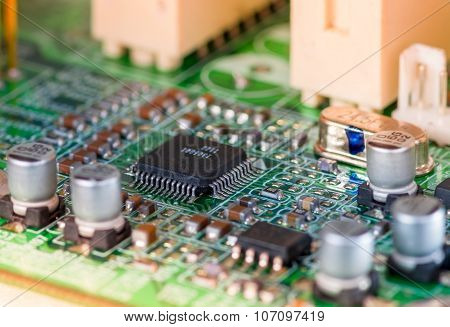 Computer Electronic Components