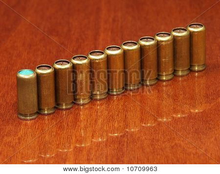Gas Cartridges.